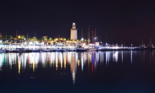 HISZPANIA / Andaluzja / Malaga / Port