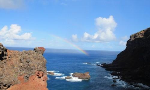 HISZPANIA / Wyspy Kan. / polnocne wybrzeze / La Palma