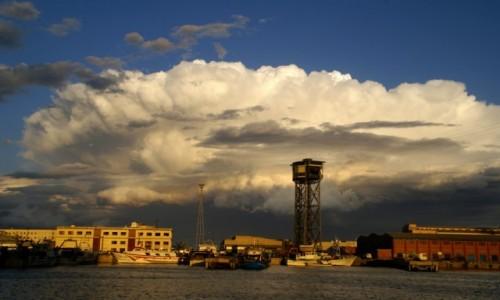 Zdjęcie HISZPANIA / Katalonia / Barcelona - Port Vell / Cumulusik :-)