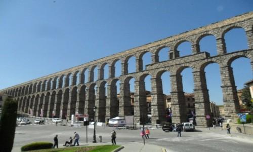 Zdjecie HISZPANIA / Segovia / Segovia / Segovia