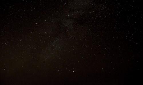 Zdjecie HISZPANIA / Wyspy Kanaryjskie / La Palma - Roque de los Muchachos / gwiazdy nad La