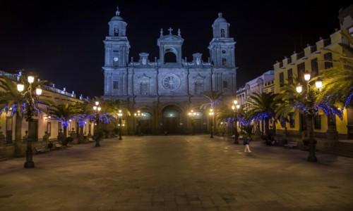 HISZPANIA / Gran Canaria / Las Palmas / Vegueta