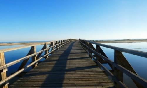 Zdjecie HISZPANIA / Isla Cristina / Isla Cristina  / przez most do I