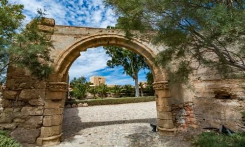 Zdjęcie HISZPANIA / Costa Tropical / Almeria / Zamek w Almerii