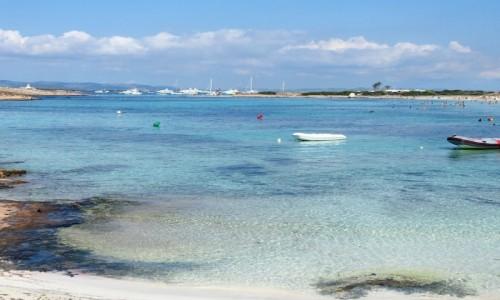 Zdjęcie HISZPANIA / Baleary / Formentera / Hiszpańskie Karaiby
