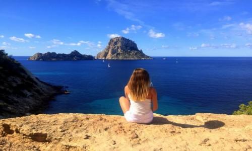 Zdjęcie HISZPANIA / Ibiza / Es Vedra / Magiczna wyspa