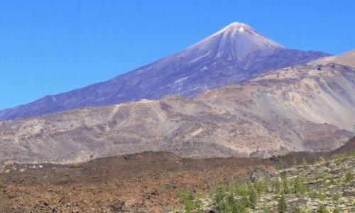 HISZPANIA / Wyspy Kanaryjskie / Teneryfa, Park Narodowy del Teide / Pico del Teide (4)
