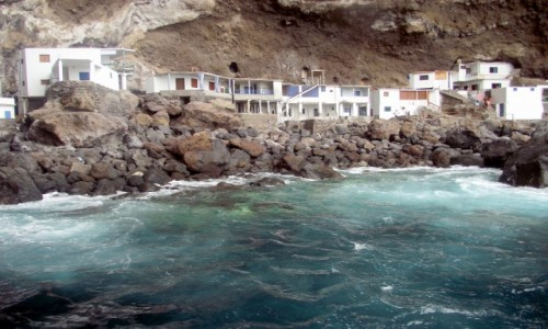 Zdjęcie HISZPANIA / Wyspy Kanaryjskie / La Palma / Prois de Candelaria, jedna z perełek La Palmy