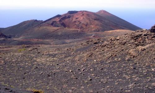Zdjęcie HISZPANIA / Wyspy Kanaryjskie / La Palma / Wulkan Teneguia