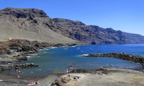 HISZPANIA / Wyspy Kanaryjskie, Teneryfa / Półwysep Teno.. / Kolory Półwyspu Teno.