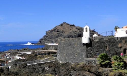 HISZPANIA / Wyspy Kanaryjskie, Teneryfa / Garachico / Gdzieś na Teneryfie - Garachico (2)