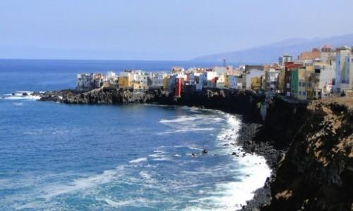 Zdjęcie HISZPANIA / Wyspy Kanaryjskie / Teneryfa / Gdzieś na Teneryfie.