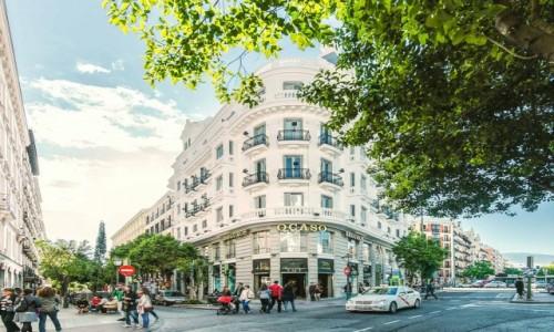 Zdjecie HISZPANIA / - / Madryt / Hotel w Madrycie
