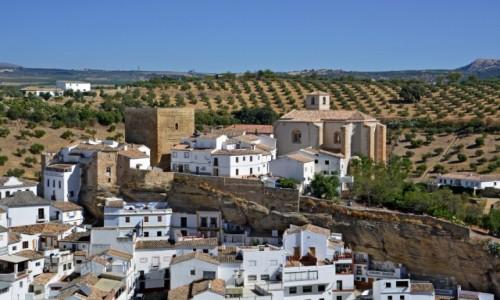 Zdjecie HISZPANIA / Andaluzja / Setenil de las Bodegas / Setenil de las Bodegas