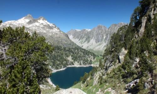 HISZPANIA / Auguestortes / Park narodowy Auguestortes / Pireneje