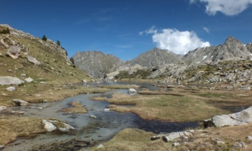 HISZPANIA / Auguestortes / Auguestortes / Pireneje