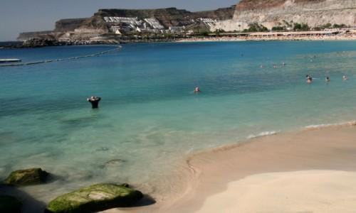 Zdjecie HISZPANIA / Gran Canaria / Taurito / Playa Amadores 1