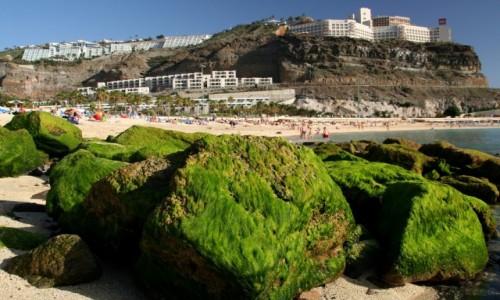 HISZPANIA / Gran Canaria / Taurito / Playa Amadores 2