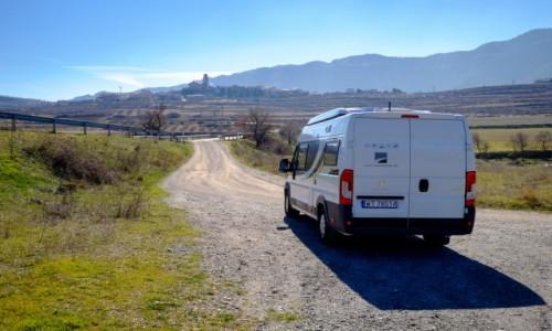 HISZPANIA / Katalonia / Siurana / U bram Prioratu