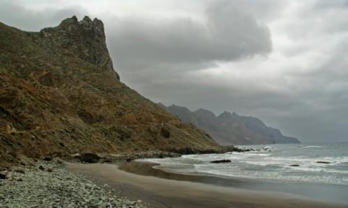 Zdjęcie HISZPANIA / Teneryfa / Góry Anaga / Góry Anaga
