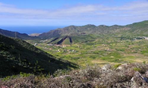 Zdjecie HISZPANIA / Tenerife / Tenerife / Kanaryjski pejzaż