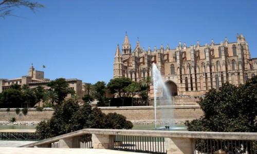 Zdjecie HISZPANIA / Baleary, Majorka / Palma de Mallorca / Z serii: lato na Majorce.