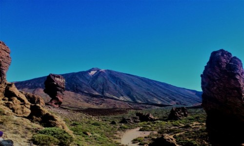 HISZPANIA / Teneryfa / Teide / Wulkan Teide
