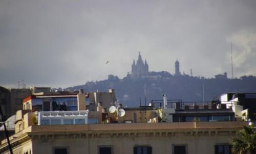Zdjecie HISZPANIA / Katalonia / Barcelona / Tibidabo