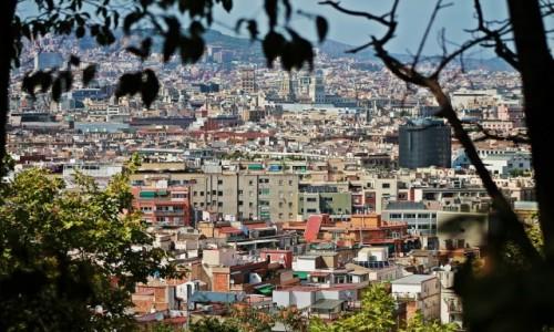Zdjęcie HISZPANIA / Catalonia / Barcelona / Barcelona