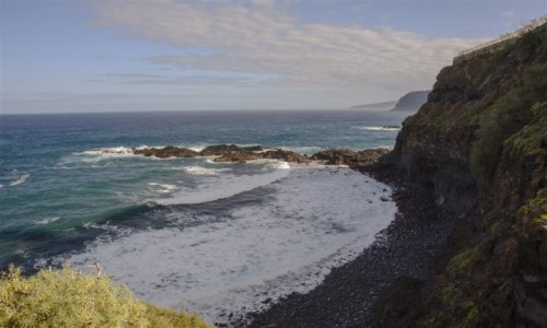 Zdjecie HISZPANIA / Teneryfa / Puerto de la Cruz / -
