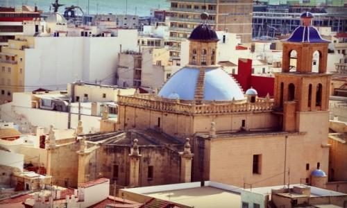 Zdjęcie HISZPANIA / Costa Blanca / Alicante / Katedra San Nicolas de Bari