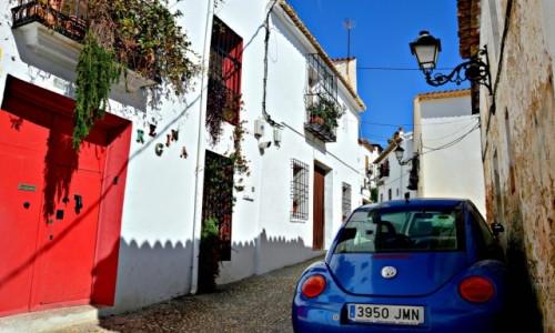 HISZPANIA / Costa Blanca / Altea / Malownicze zakątki