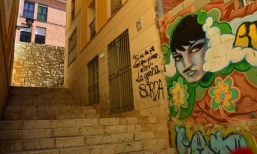 HISZPANIA / Costa Blanca / Alicante / Kolorowe spojrzenie
