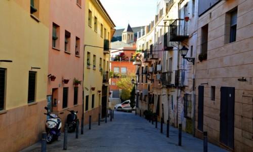 HISZPANIA / Costa Blanca / Alicante / Stare miasto