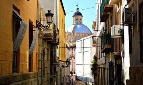 Zdjecie HISZPANIA / Costa Blanca / Alicante / Stare miasto