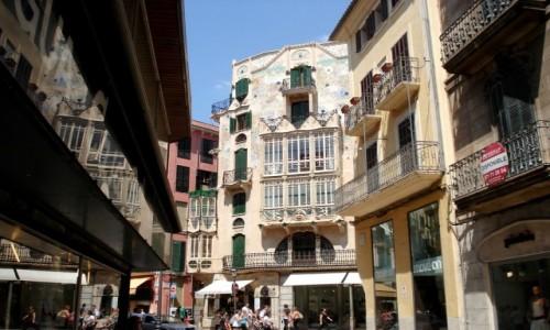 Zdjęcie HISZPANIA / Baleary, Majorka / Palma de Mallorca / Z serii: lato na Majorce.