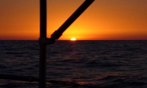 Zdjecie HISZPANIA / Morze Śródziemne / okolice Cartageny / Zachód na Morzu Śródziemnym 2