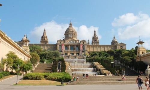 Zdjecie HISZPANIA / Catalonia / Barcelona / Pałac Narodowy