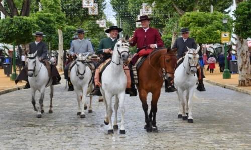 Zdjęcie HISZPANIA / Andaluzja / Sevilla / Feria de Abril