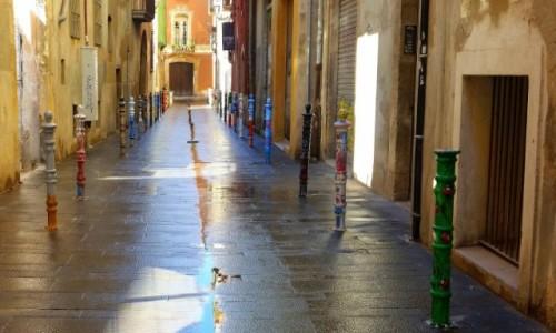 Zdjęcie HISZPANIA / Katalonia / Tarragona / Jak zwrócić uwagę władz na problemy mieszkańców