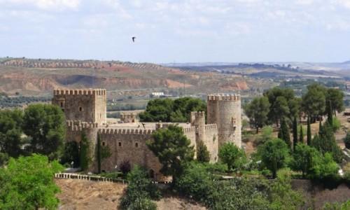 Zdjęcie HISZPANIA / Castilla-La Mancha / Toledo / Castillo San Servando