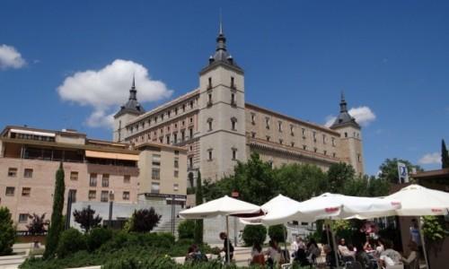 Zdjęcie HISZPANIA / Castilla-La Mancha / Toledo / Alcázar de Toledo