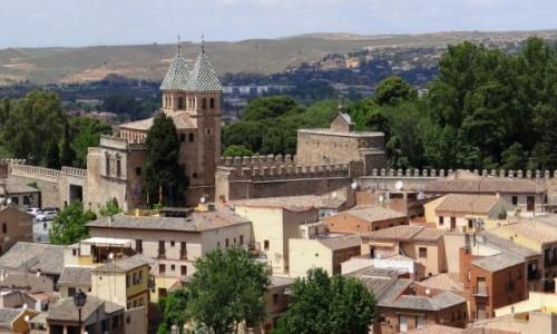 Zdjęcie HISZPANIA / Castilla-La Mancha / Toledo / Puerta de Bisagra