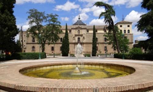 Zdjęcie HISZPANIA / Castilla-La Mancha / Toledo / Hospital Tavera