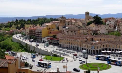 Zdjecie HISZPANIA / Castilla y León / Segovia / Segovia