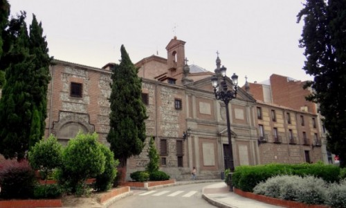 Zdjecie HISZPANIA / Madryt / Madryt / Klasztor Descalzas Reales
