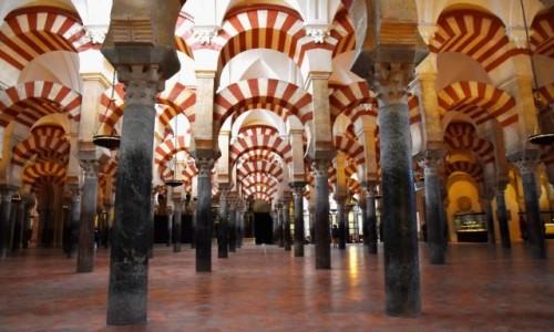 Zdjecie HISZPANIA / Andaluzja / Kordoba / Mezquita