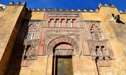HISZPANIA / Andaluzja / Kordoba / Mezquita