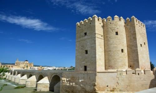 HISZPANIA / Andaluzja / Kordoba / Puente Romano