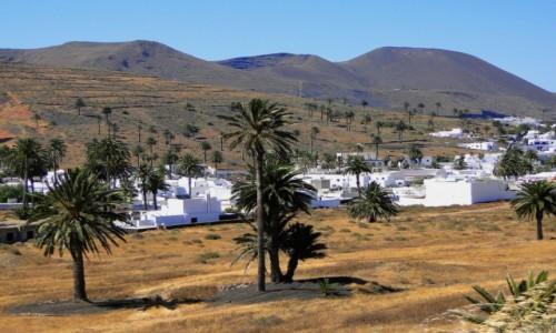 Zdjecie HISZPANIA / Wyspy Kanaryjskie / Lanzarote / Z serii: lanzaroteńskie krajobrazy (2)
